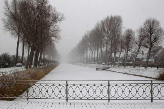 Nog steeds verboden te schaatsen op Damse Vaart