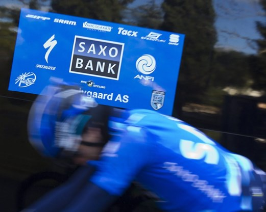 Saxo Bank niet naar Tour de France?