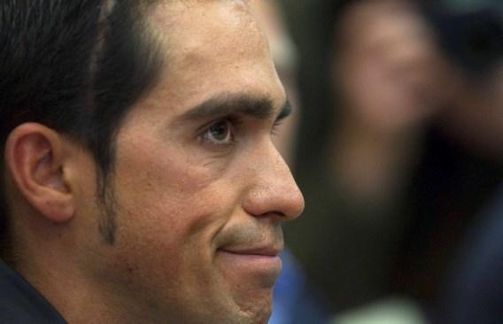 Contador: 'Het heeft geen zin om in beroep te gaan tegen schorsing'