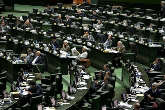 Iran dreigt met olie-embargo tegen EU