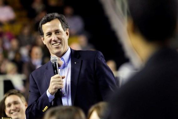 Populariteit haatsite tegen Santorum stijgt