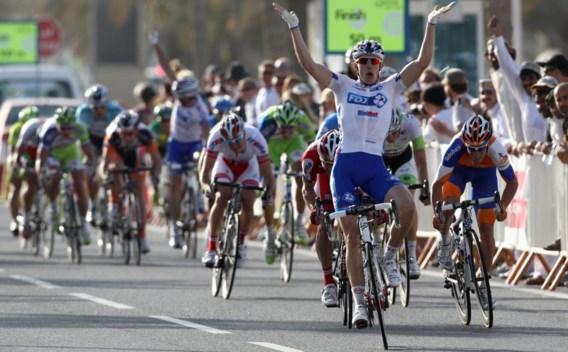 Demare wint ontregelde sprint in Qatar na val Cavendish, Boonen eindwinnaar