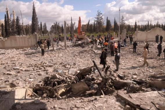 Dodelijke explosies in Syrische stad Aleppo