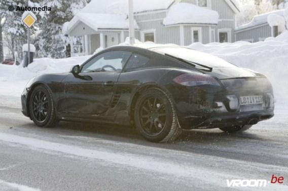 Porsche Cayman: logisch vervolg