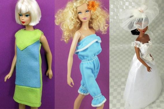 Vintage shoppen voor barbiepoppen