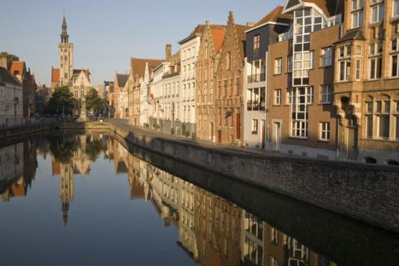 Brugge verkozen tot een van de meest romantische steden