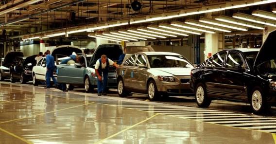 Werkonderbreking bij toeleverancier kost Volvo Gent 300 wagens