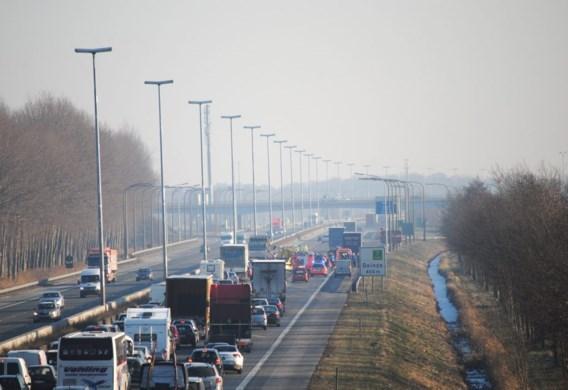 Aantal verkeersdoden steeg in 2011