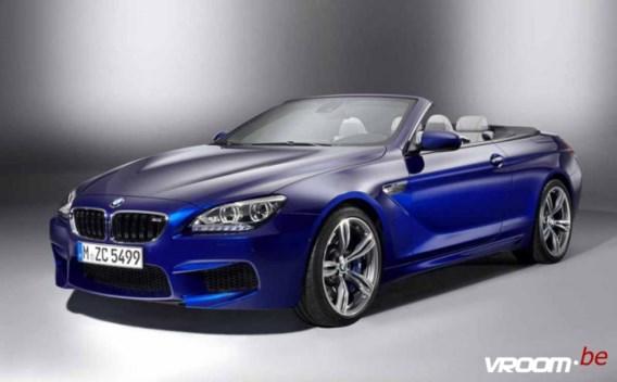 BMW M6: stevige duw in de rug