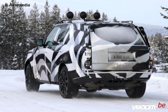 Range Rover: groter maar lichter