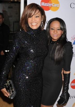 Dochter Whitney Houston opgenomen in ziekenhuis