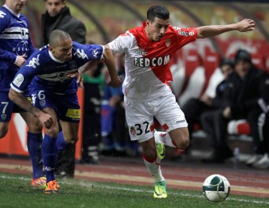 Dirar verliest debuutmatch met Monaco
