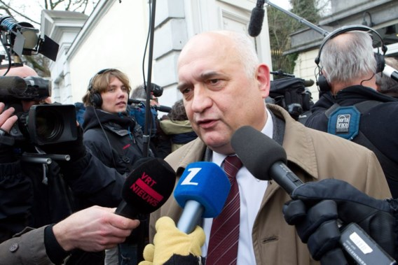 ABVV behoudt vertrouwen in voorzitter Rudy De Leeuw