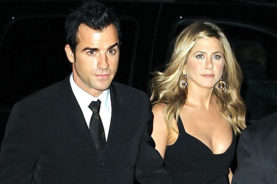 Paparazzi pestten Jennifer Aniston weg uit New York