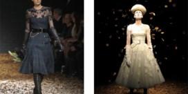 FOTOSPECIAL. Modellen met tulbandkapsels voor Alexander McQueen