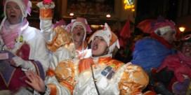 Aalst Carnaval lacht met lokale N-VA-politici