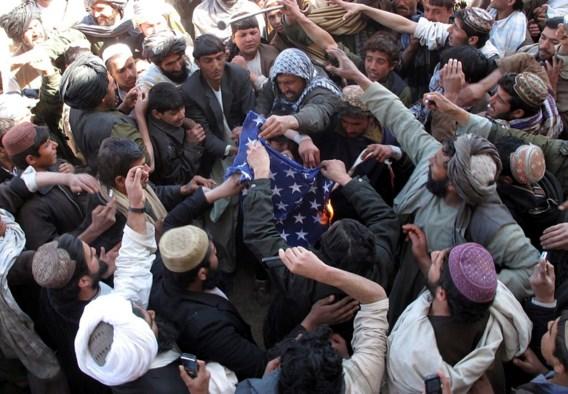 Obama verontschuldigt zich voor verbranding korans