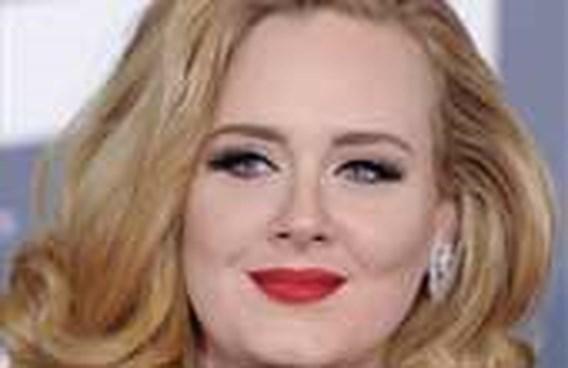 'Tournee van Adele opnieuw uitgesteld'