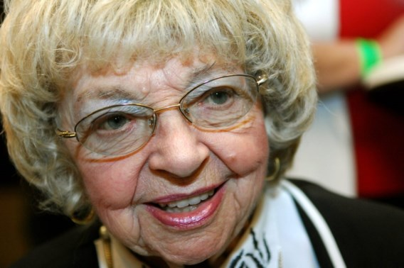 Yvonne Verbeeck is overleden
