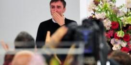 FOTOSPECIAL. Raf Simons huilt op de catwalk