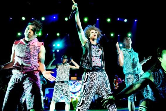 Mika, LMFAO en Arsenal op Suikerrock
