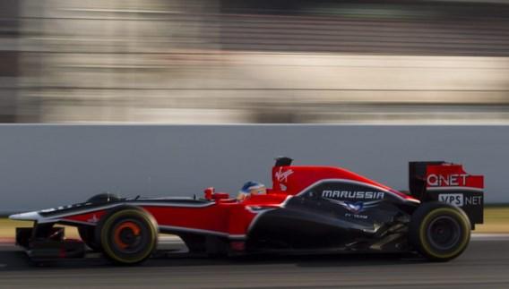 Nieuwe F1-bolide Marussia doorstaat crashtest niet