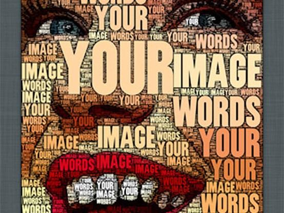 WordFoto: typografische foto's