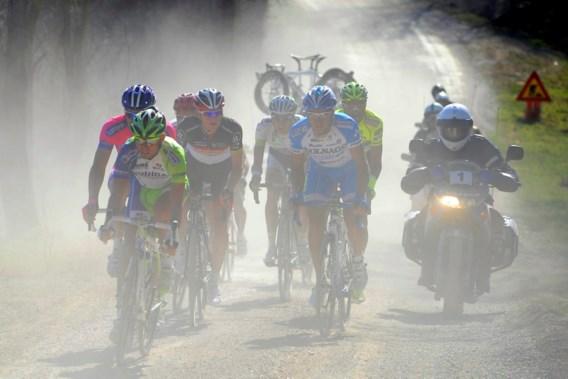 Wint Cancellara zaterdag voor de derde keer Strade Bianche?