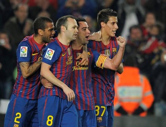 AC Milan - FC Barcelona is topaffiche in kwartfinales Champions League