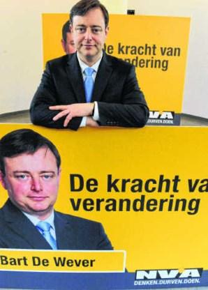 Bart De Wever: 'Zal als voorzitter mijn conclusies trekken'