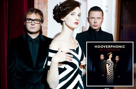 Beluister het nieuwe album van Hooverphonic