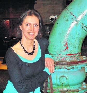 Lies Daenen: 'Limburg heeft geen musea met internationale faam.' rs