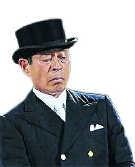 Hiroshi Hoketsu. afp