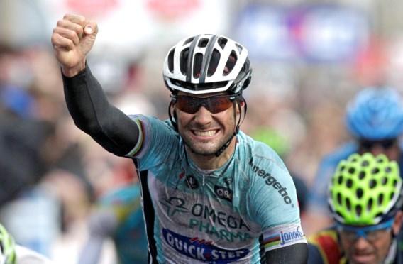 Boonen: 'Erg blij met 100ste zege'