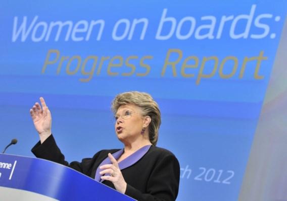 Europa wil quota voor genderevenwicht