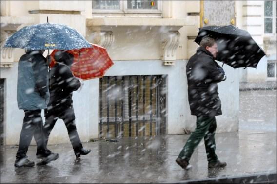 Sneeuw zet 150.000 gezinnen zonder stroom in Henegouwen