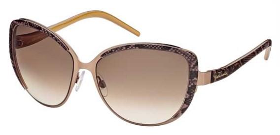 Roberto Cavalli kiest slangenmotief voor zonnebrillen