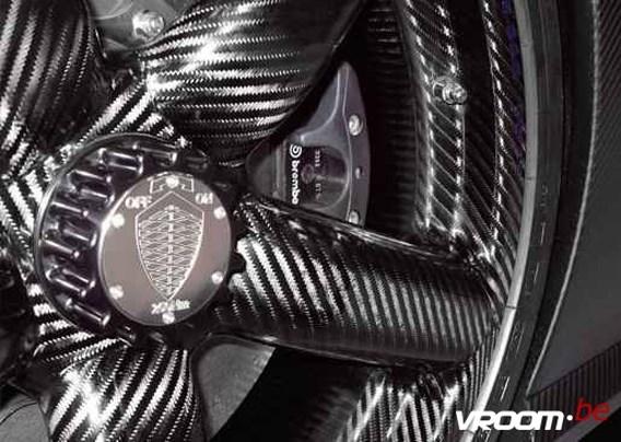 Koenigsegg Agera: supergrote Zweedse gehaktbal