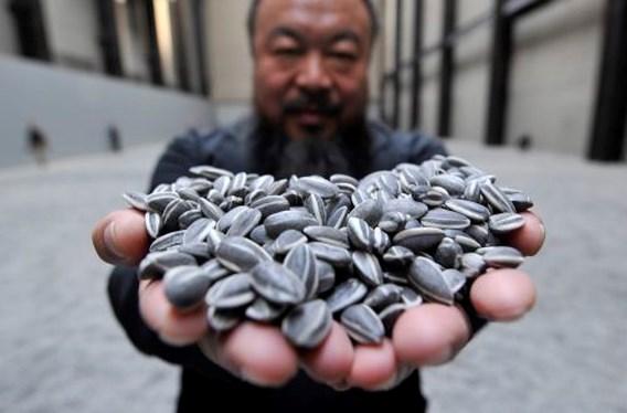 Tate koopt Sunflower Seeds van Ai Weiwei