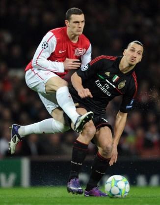 Thomas Vermaelen: 'Arsenal hoort thuis in de Champions League'