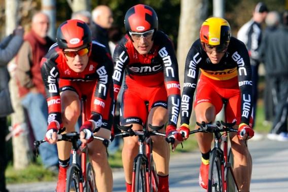 Greenedge wint ploegentijdrit in Tirreno-Adriatico, Gilbert kan BMC-trein niet volgen
