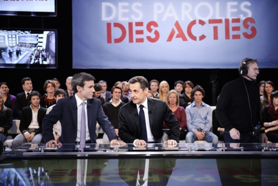 Sarkozy: 'Frankrijk heeft te veel buitenlanders'
