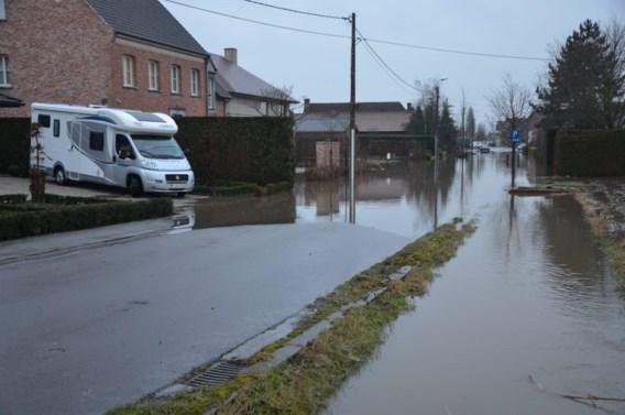 Mogelijk kritieke overstromingen in West-Vlaanderen