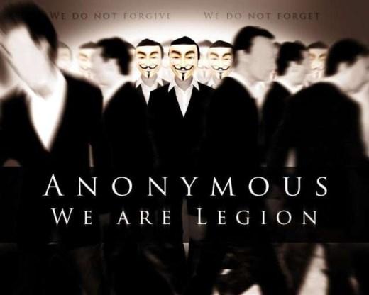 Anonymous legt website Vaticaan plat