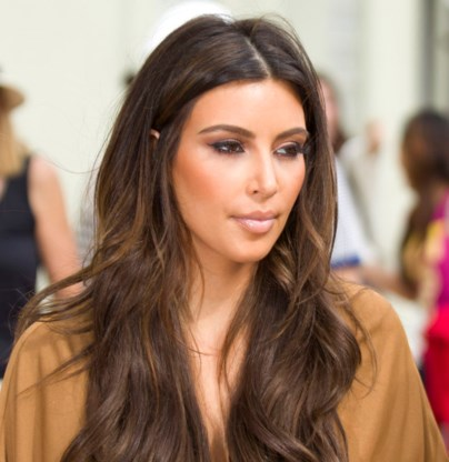 Wordt Kim Kardashian kaal?