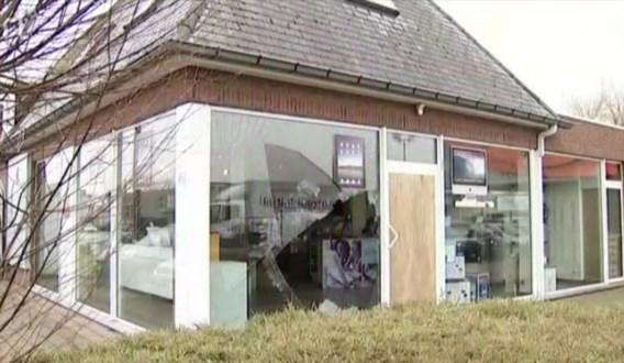 Ramkrakers slaan weer toe in Roeselare en Menen