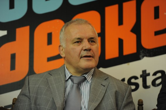 Dedecker: 'Verstrepen is al jaren de baas in Antwerpen, maar komt niet aan bod'