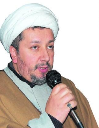 Cheikh Abdullah Dahdouh.epa