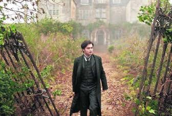Daniel Radcliffe acteert - niet onverdienstelijk - op zijn Harry Potters.rr