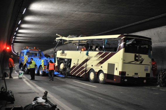 Chauffeur verongelukte bus was voltijds in dienst bij De Lijn